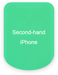 Second-hand iPhone