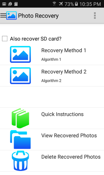 photo recovery app