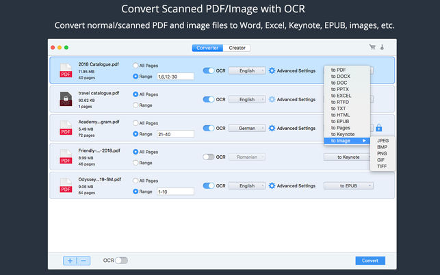convert pdf to tiff with ocr