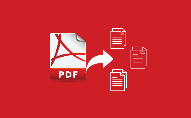 extract pages from pdf files