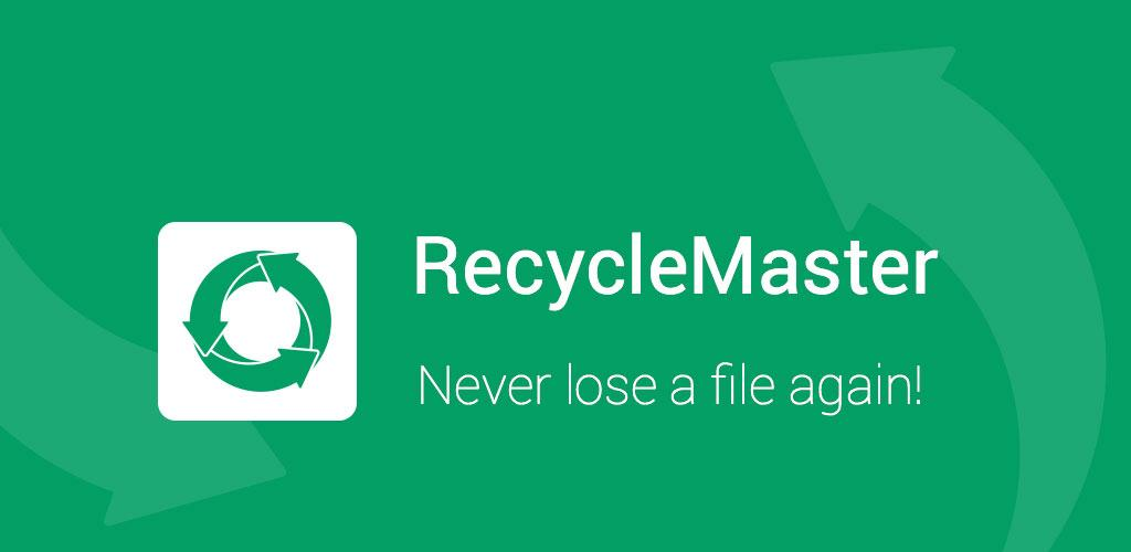 recyclemaster app for android