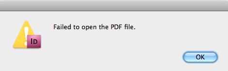 pdf won't open