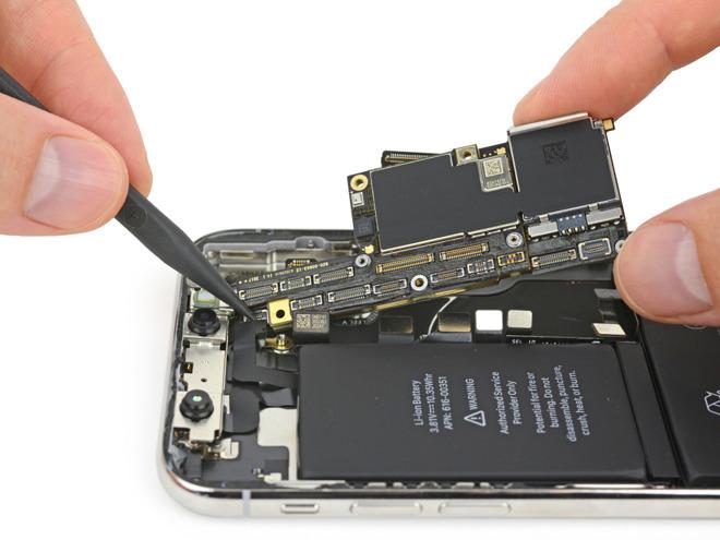 iphone logic boards
