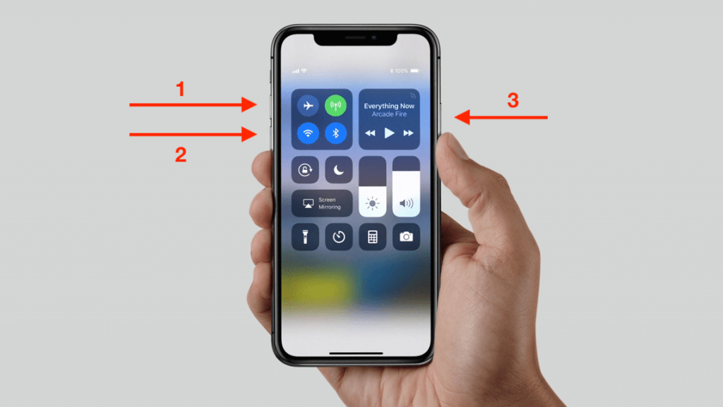 hard reset iphone to stop iphone vibrating