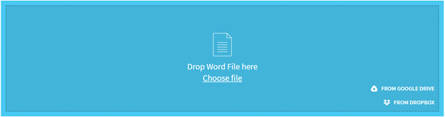 smallpdf word to pdf