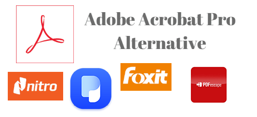 adobe acrobat alternative