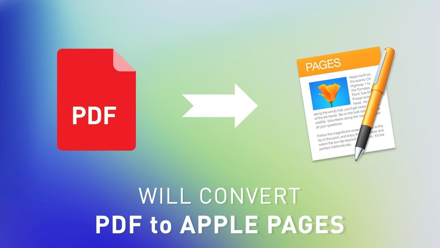 Best 2 Easy Ways To Convert Pdf To Pages On Mac