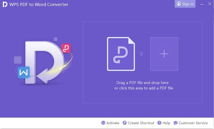 wps converter