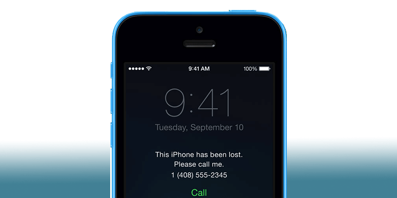 How to Unlock a Stolen or Lost iPhone 6/7/8/X/11?