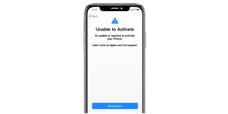 unable-to-activate