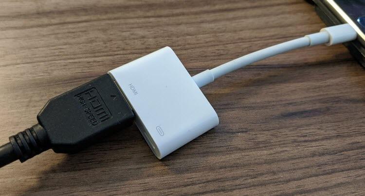 apple lignting digital av adapter