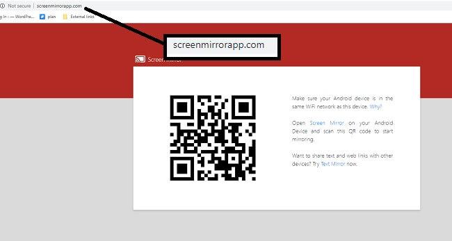 screen mirror app
