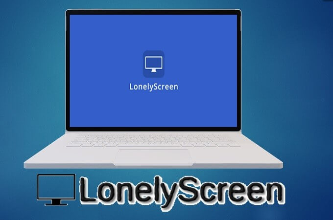 lonelyscreen main interface