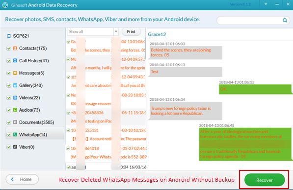 preview deleted whatsapp messages from iphone