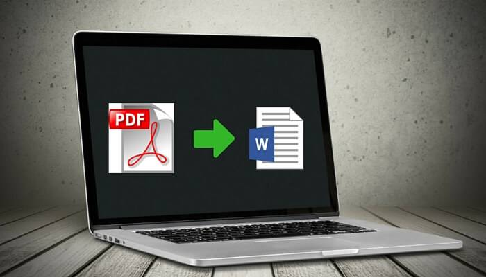 pdf to word on mac