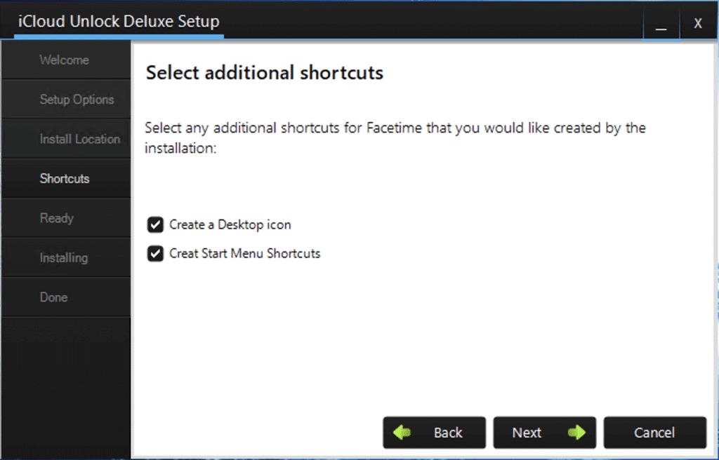 install icloud unlock deluxe 5