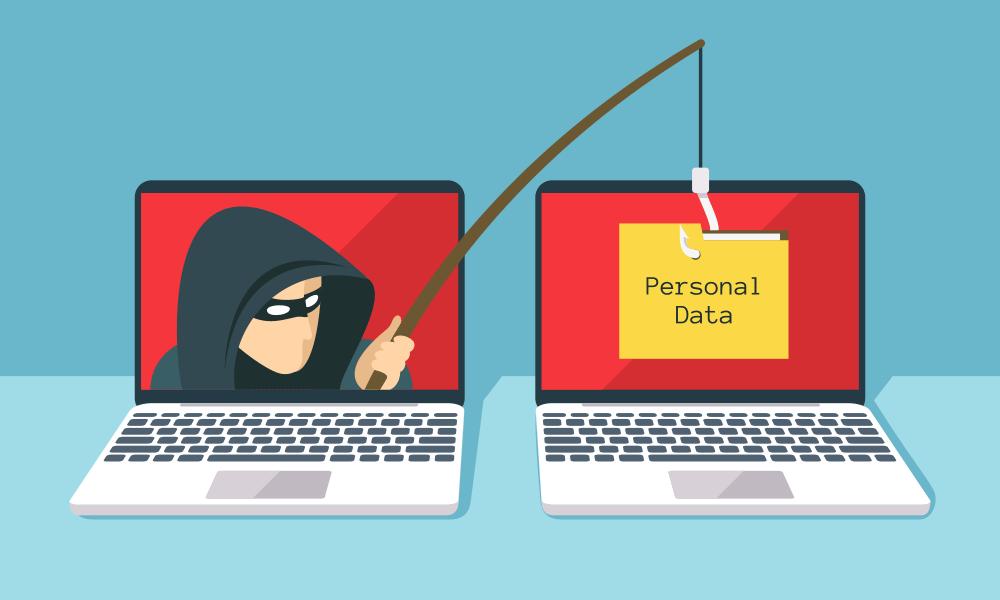 Beware of phishing attacks