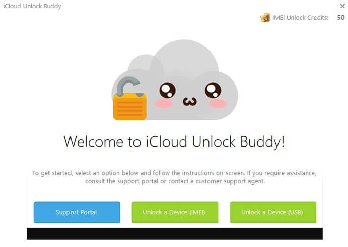 icloud unlock buddy