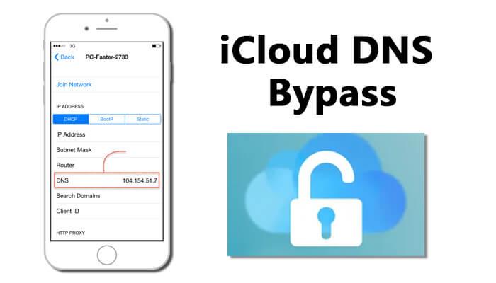 icloud dns bypass